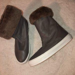 Salvatore Ferragamo Ankle Boots Sz 7.5M